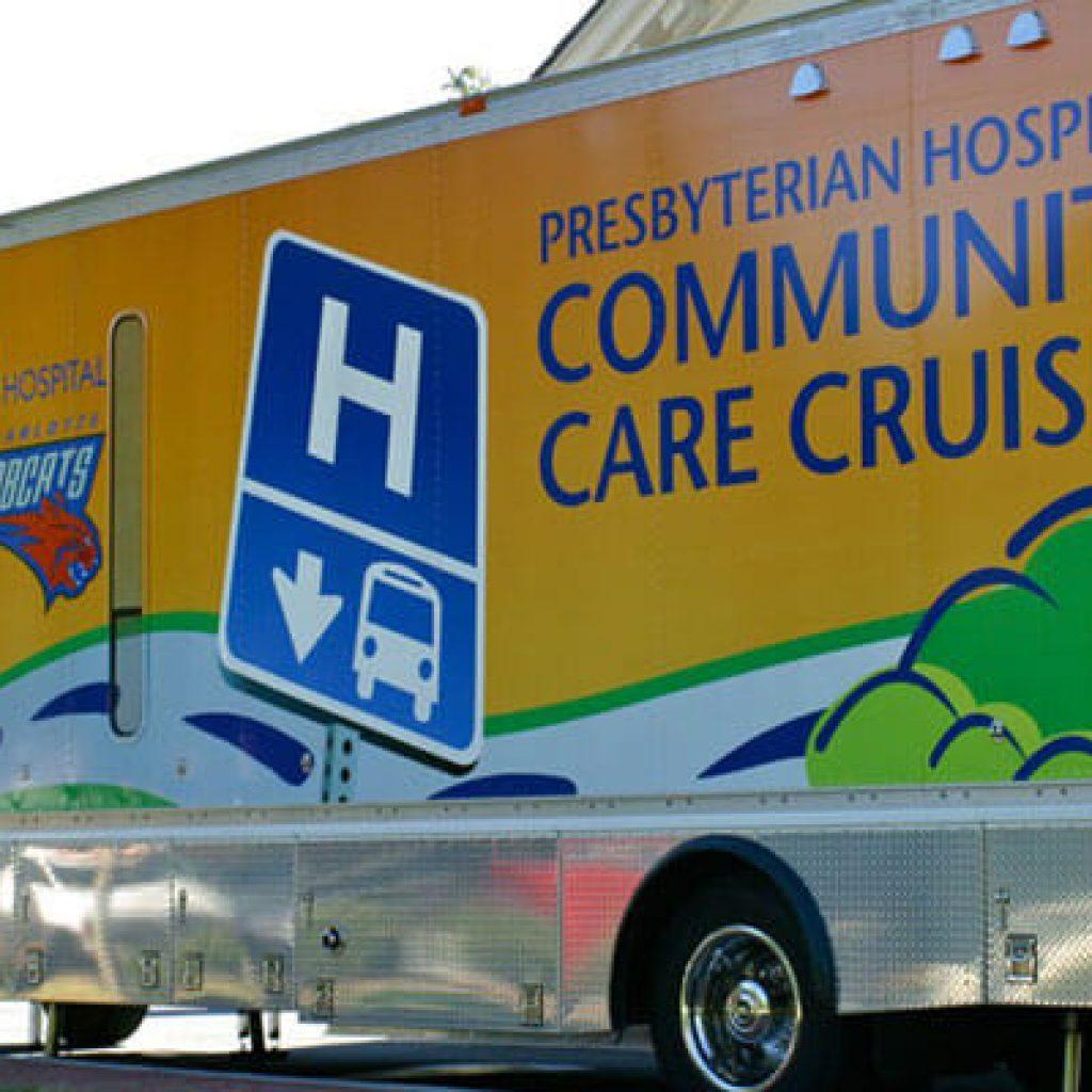Presby Hospital Cruiser